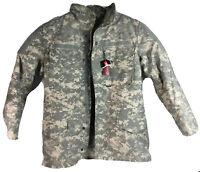 US ARMY TRU-SPEC NEW Digital Camo Parka Military Jacket Small