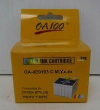 OA100 OA-4E0193 (Color) Compatible for Epson Stylus Photo 710/750 Free Shipping