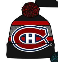 Montreal Canadiens Wintermütze Mommoth Pudelmütze Zephyr NHL Eishockey