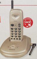 Genuine Radio Shack (ET-3508) 900MHz Digital Spectrum Compact Cordless Telephone