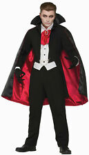 The Count Dracula Vampire Mens Adult Costume Standard Size NEW