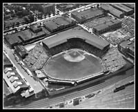 1933 Braves Field Photo 8X10 - Boston Bees #1  Buy Any 2 Get 1 FREE