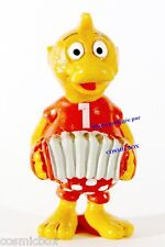 Figurine SCHLEICH dessin animé vintage canard accordeon duck figure althofer 84