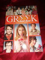 Greek: Season 1, Chapter One (DVD, 2008, 3-Disc Set)