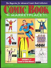 Comic Book Marketplace # 57 Fanzine Superboy And The Legion Of The Super-Heroes
