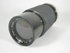 Super Coated 538 PZ 80-200 f4.5 Zoom Macro Telephoto Lens for Canon Mount