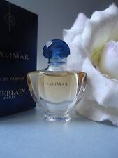 SHALIMAR EDP 5ml Stunning 2010 Miniature New in Box + Giftwrap & Luxury Ribbon