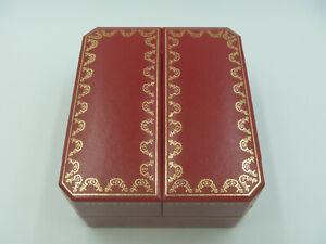 Vintage 1990/2000's Cartier Watch Box Case - RARE TYPE!