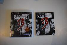 way of the samurai 3 ps3 ps 3 playstation 3