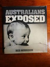 MORRISON, Reg. (Photographer). Australians Exposed. 1973.