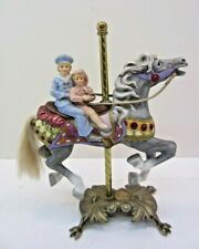 Vintage The American Carousel Horse Tobin Fraley Second Edition #519/9500 Signed