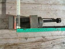 kleiner präzisions- maschinen schraubstock backenbr.5,5cm