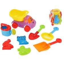 Juguetes de playa para niño modelo 7 con (8 piezas)  Multicolor