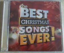 'The Best Christmas Songs Ever!' New Sealed 2 x CD