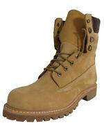 Timberland Mens 8 Inch Premium USA Waterproof Boots