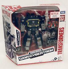 Transformers War for Cybertron Series Soundwave Battle 3 Pack Netflix New