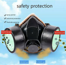 Dual Protection Emergency Gas -Mask Respirator Filter -Chemical -Safety
