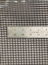 """Black Rectangular Mesh Fabric 1000D Polyester 3/8"""" x 1/4"""" Hole Size. 60"""" Wide"""