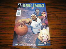 LeBRON JAMES - Basketball Comic Book!! RARE!! 1st Appearance!! 2004