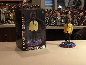 Emmitt Smith Dallas Cowboys 2010 Hall Of Fame Bobblehead