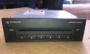 VW AUDI SEAT SONY 6 DISC CD CHANGER 1K0035110B