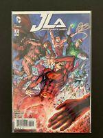 JLA (JUSTICE LEAGUE OF AMERICA) #2 DC COMICS 2015 NM+