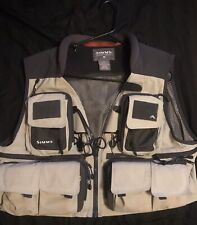 Simms G3 Guide Vest Large