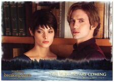 The Volturi Are Coming #35 Twilight Breaking Dawn 2012 Part 2 Trade Card (C1650)