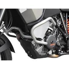 Sturzbügel Schutzbügel KTM 1050 / 1190 Adventure / 1290 Super 2013- Silber