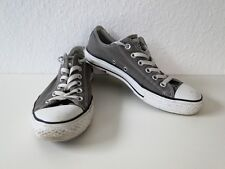 Converse All Star Chucks Sneaker Turnschuhe Slim Low Stoff Schwarz Gr. 6 / 39