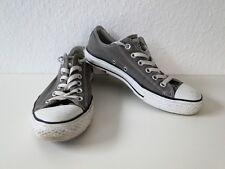 Converse All Star Chucks Sneaker Turnschuhe Slim Low Stoff Schwarz Gr. 6 / 39