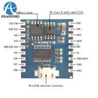 MP3 Player Voice Module 5W Mini IO Trigger USB Download Flash Audio Board Module