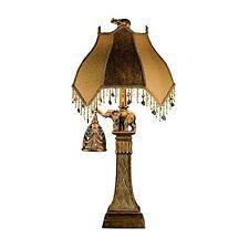 Ashley Furniture Poly Table Lamp (2/CN) Dillian Bronze Finish L324934 Lamp NEW