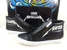 """Vans Sk8-hi Reissue X Metallica """"Black Album"""""""