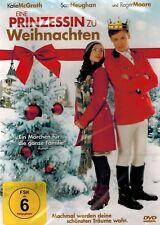 DVD NEU/OVP - Eine Prinzessin zu Weihnachten - Katie McGrath & Roger Moore
