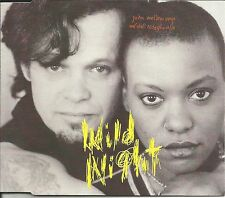 JOHN MELLENCAMP w/ Sounds Of Blackness Wild Night w/ ACOUSTIC & LIVE CD single