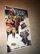 Painkiller Jane 3 Joe Quesada Mark Waid Palmiotti Rick Leonardi Event Comics