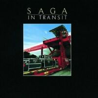 SAGA - IN TRANSIT  CD  9 TRACKS CLASSIC HARD ROCK / POP / PROGRESSIVE  NEW+
