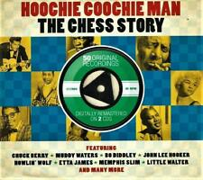 HOOCHIE COOCHIE MAN - THE CHESS STORY (NEW SEALED 2CD)
