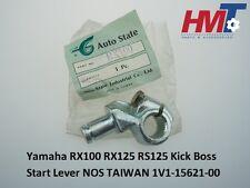 Yamaha RX100 RX125 RS125 Kick Boss Start Lever NOS TAIWAN 1V1-15621-00