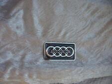 Custom Made Auto Union Fibbia della Cintura