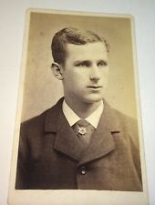 Rare Antique Philadelphia College of Pharmacy Charles May! PA CDV Photo! Medical