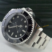Polishing Service for Rolex Deepsea Sea Dweller 116660 James Cameron Deep Blue