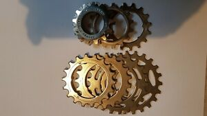 Sachs LY97 8 Speed freewheel sprockets 13 - 22T New and unused