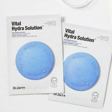 [ Dr. Jart+] Dermask Water Jet Vital Hydra Solution Mask 15PCS+Free Gift &Sample