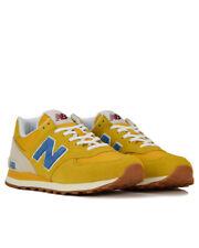 New Balance 574 Scarpe Sportive Sneakers Giallo 2020 Suede mesh Sportswear Uom