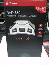 NEW Cobra Radar / Laser Protection RAD 350 In-Vehicle Technology Filter (IVT)