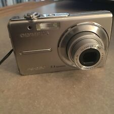 "Olympus FE-230 7.1 Megapixel Digital Camera 3x Optical Zoom 2.5"" Color LCD"