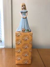 Growing up Girls from Enesco Blond Age 10 Figurine 5 1/4 in Used Excellent i2