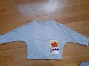 Marni Unisex Children sweatshirt size 4